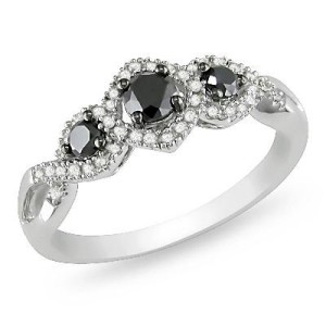 black diamond wedding ring sets for all occasions