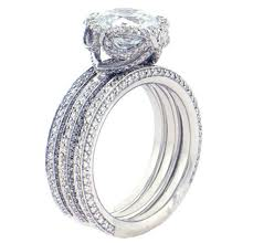a type of engagement ring setting types