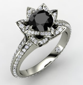 black with download engagement rings her diamonds wedding corners for