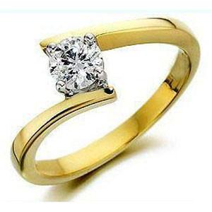 best gold diamond rings