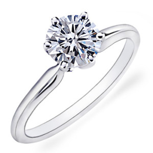 best solitaire engagement rings