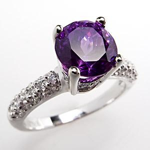 colored sapphire engagement rings