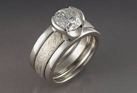 cool modern engagement rings for women