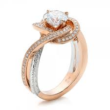 creating custom engagement rings online