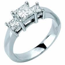 elegant and cheap princess cut diamond engagement rings