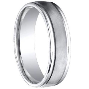 handsome mens white gold wedding rings