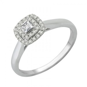 inexpensive cheap diamond engagement rings for women