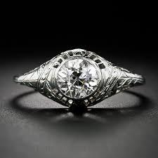rare vintage edwardian engagement rings