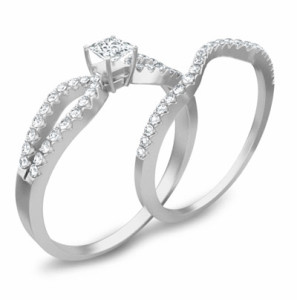 very cheap vintage style engagement rings
