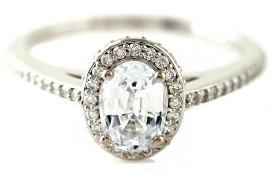 Amazing Oval Engagement Rings