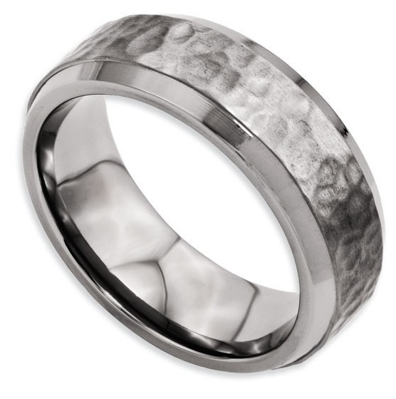 Choose The Right Titanium Wedding Rings For Men