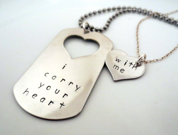 Cute Couples Jewelry Necklaces