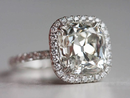 Find The Perfect Cushion Cut Diamond Ring For Her