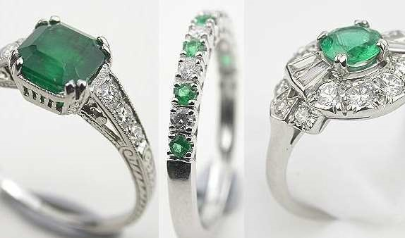 Emerald Rings For Those Precious Occasions