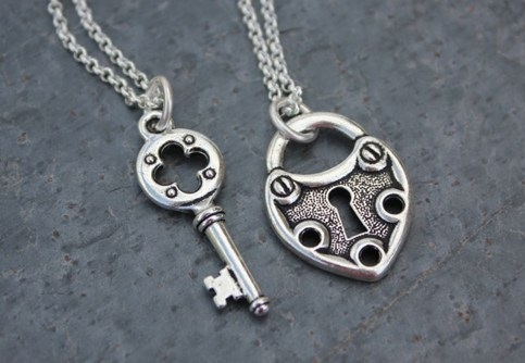 Steampunk Couples Jewelry