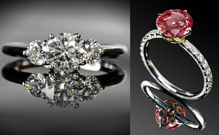 Stunning Celebrity Inspired Engagement Rings