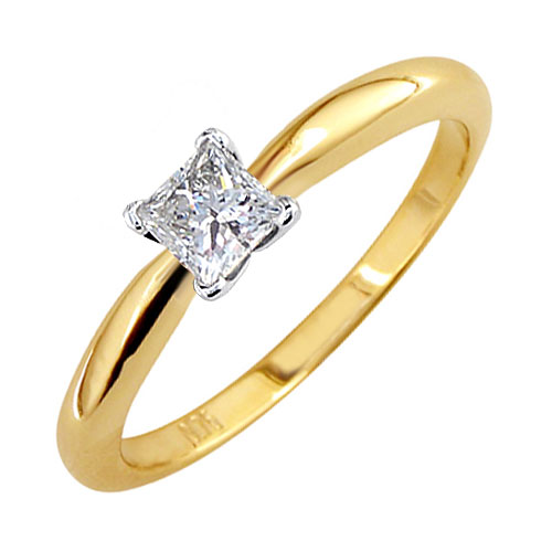 Why You Need To Buy Your Lover A Gold Engagement Ring