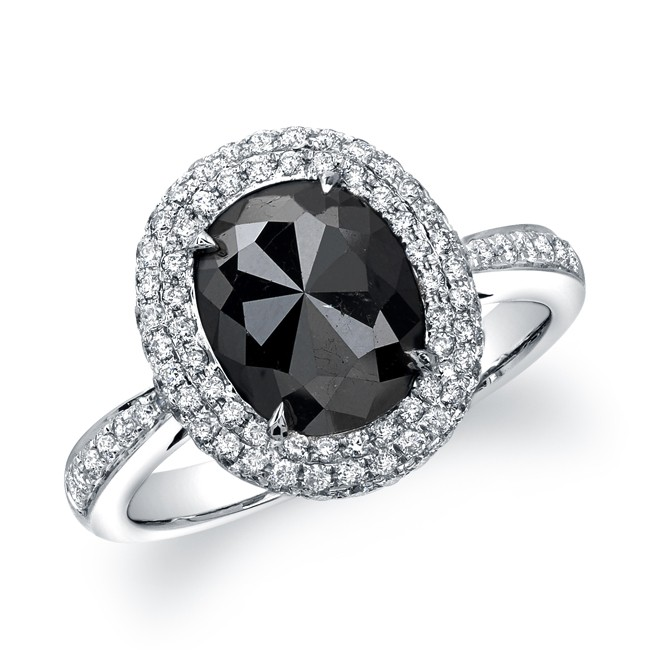 wedding rings with black diamonds just what does it take to buy pink engagement ring 1084