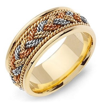 Awesome And Unique Mens Wedding Rings
